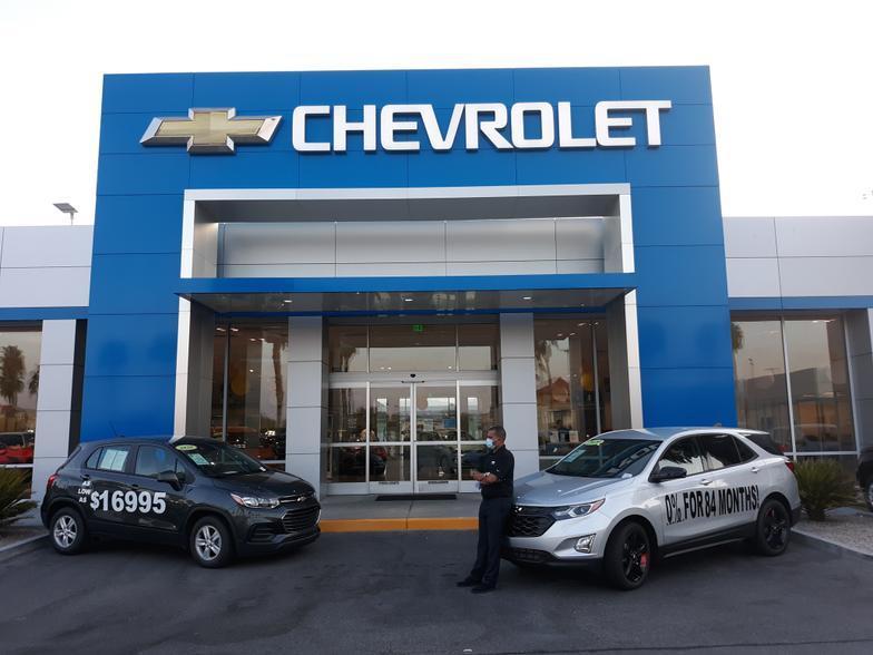 Ed Bozarth 1 Chevrolet Las Vegas Nv Cars Com
