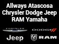 Allways Atascosa Chrysler Dodge Jeep RAM Yamaha