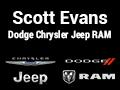 Scott Evans Dodge Chrysler Jeep RAM
