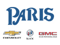 Paris Chevrolet Buick GMC