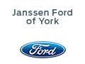 Janssen Ford of York