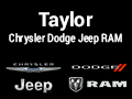Taylor Chrysler Dodge Jeep RAM