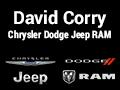 David Corry Chrysler Dodge Jeep RAM