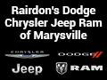 Rairdon's Dodge Chrysler Jeep Ram of Marysville