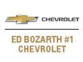 Ed Bozarth #1 Chevrolet
