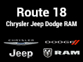 Route 18 Chrysler Jeep Dodge Ram