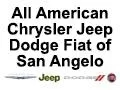 All American Chrysler Jeep Dodge Fiat of San Angelo