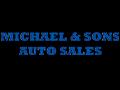 Michael & Sons Auto Sales