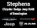 Stephens CDJR of Bennington