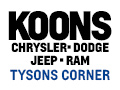 Koons Tysons Chrysler Dodge Jeep RAM