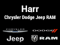 Harr Chrysler Dodge Jeep Ram