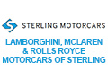 Lamborghini, McLaren & Rolls Royce Motorcars of Sterling