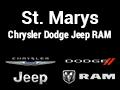 St. Marys Chrysler Dodge Jeep Ram