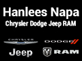 Hanlees Napa Chrysler Dodge Jeep Ram