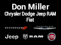 Don Miller Chrysler Dodge Jeep RAM Fiat