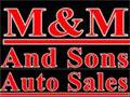 M&M And Sons Auto Sales