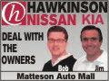 Hawkinson Nissan Kia