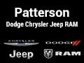 Patterson Dodge Chrysler Jeep RAM