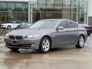 2013 BMW 528 i
