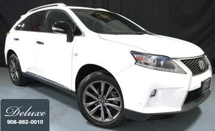 2015 Lexus RX 350 Crafted Line F Sport