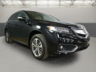 2016 Acura RDX Advance Package