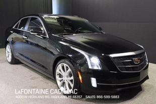 2016 Cadillac ATS 3.6 Performance Collection