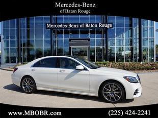 2018 Mercedes-Benz S 450 4MATIC