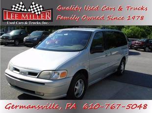 1998 Oldsmobile Silhouette GL