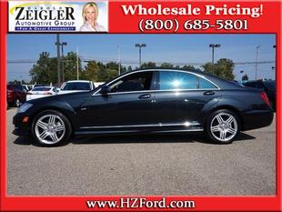 2012 Mercedes-Benz S 550 4MATIC