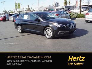 Used 2016 Hyundai Sonata For Sale In Irvine Ca