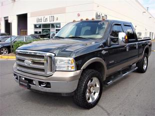2006 Ford F-250 Lariat Crew Cab Super Duty