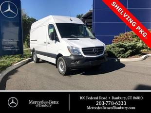 2017 Mercedes-Benz Sprinter 2500 Standard Roof