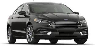 2017 Ford Fusion Energi Titanium