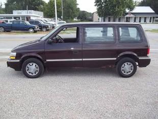 1992 Plymouth Voyager