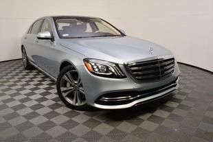 2018 Mercedes-Benz S 450