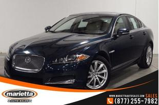 2012 Jaguar XF Base
