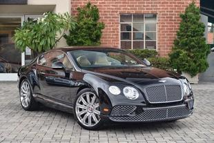 2017 Bentley Continental GT V8