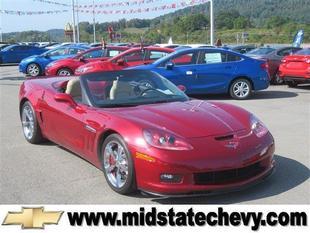 2010 Chevrolet Corvette Z16 Grand Sport w/3LT