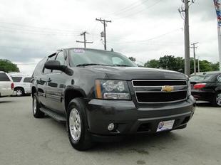 2010 Chevrolet Suburban 1500 LT
