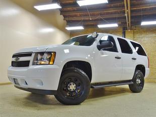2010 Chevrolet Tahoe Police