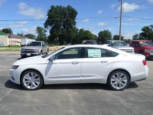 2017 Chevrolet Impala Premier 2LZ