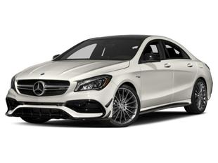 2017 Mercedes-Benz CLA 250 Base 4MATIC