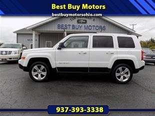 2012 Jeep Patriot Limited 4WD