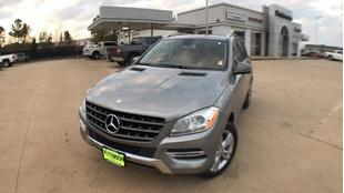 2013 Mercedes-Benz ML 350 4MATIC