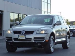 2005 Volkswagen Touareg V6