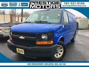 2010 Chevrolet Express 1500 Work Van