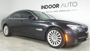 2012 BMW 750 750i xDrive