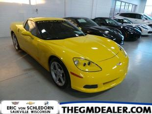 2007 Chevrolet Corvette 1LT Coupe 6-Speed