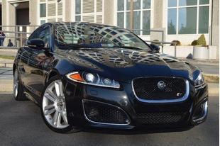 2012 Jaguar XF R