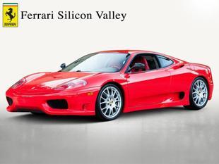 2004 Ferrari Challenge Stradale
